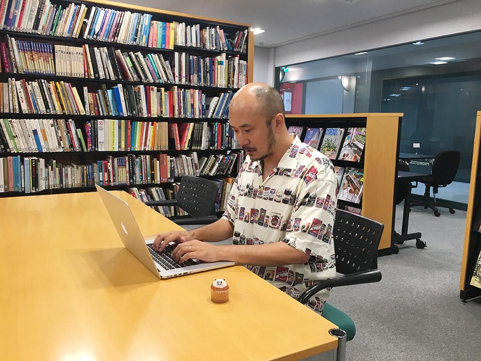 大阪デザイン振興プラザ(ODP)とロックオン柳田
