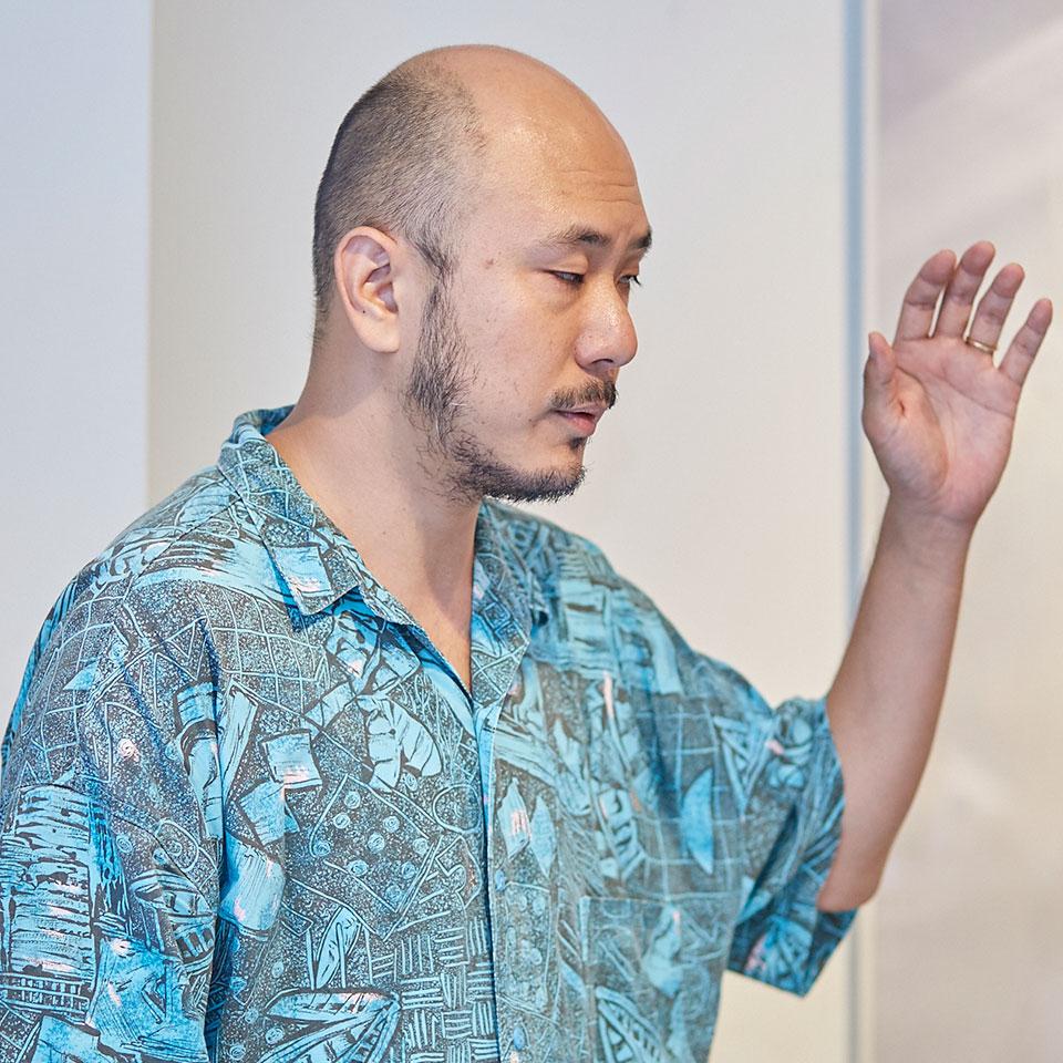 ロックオン柳田先生